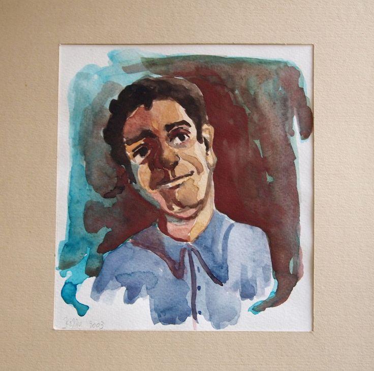 15x15 aquarelle kelly Papastogiannoudi