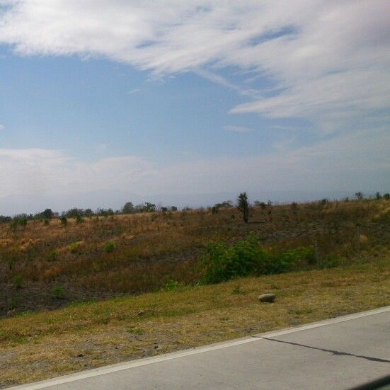 Dry lands of General Santos City
