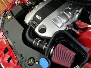 Pontiac G8 V8 High Performance Air Intake System