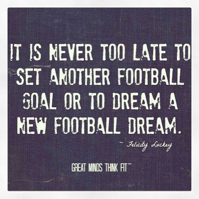 Motivational Quotes About Football: 25 Best Sports Motivation Images On Pinterest