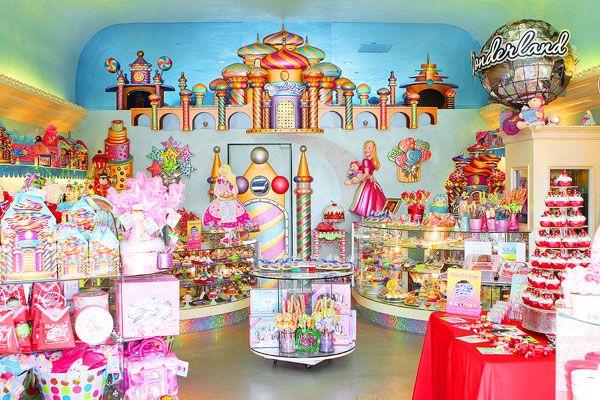 Apparently my dream bakery already exists! -Wonderland Bakery, Newport Beach, California