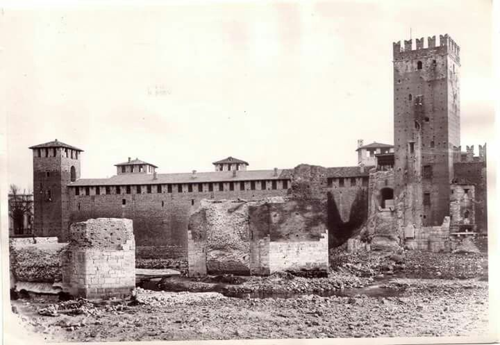 Castelvecchio. dopo la guerra