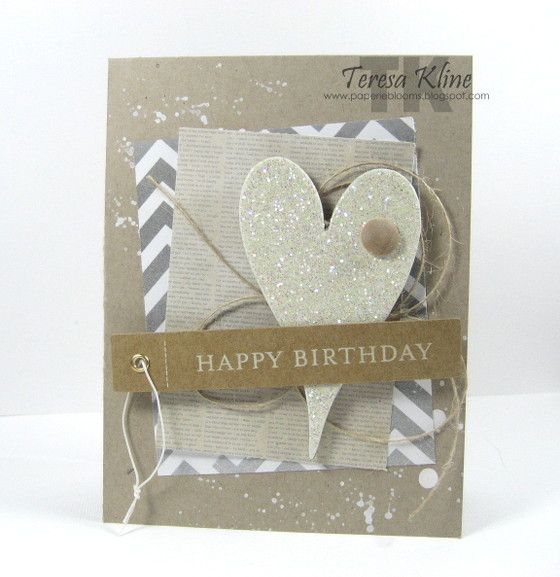 FREE....get yours before it's gone...teeehehehehe. It is after Christmas, so the hearts have it for me....*grin*  stamps: none paper: kraft card stock(simon says stamp) and the story of us(simple stories)ink: tim holtz picket fence stain accessories: may arts burlap string, melissa frances glitter hearts, teresa collins wood dots, 3d foam dots, and glue dots  Simon Says Stamp http://www.simonsaysstamp.com/  My Blog http://paperieblooms.blogspot.com/2015/01/happy-birthday.html