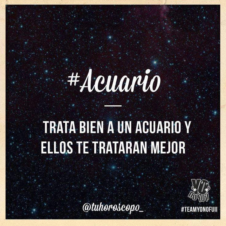 #Acuario  Quieres saber mas de este signo siguelo en  @Acuarioth_ @Acuarioth_  Follow @TeamYoNoFuii  #tuhoroscopodehoy