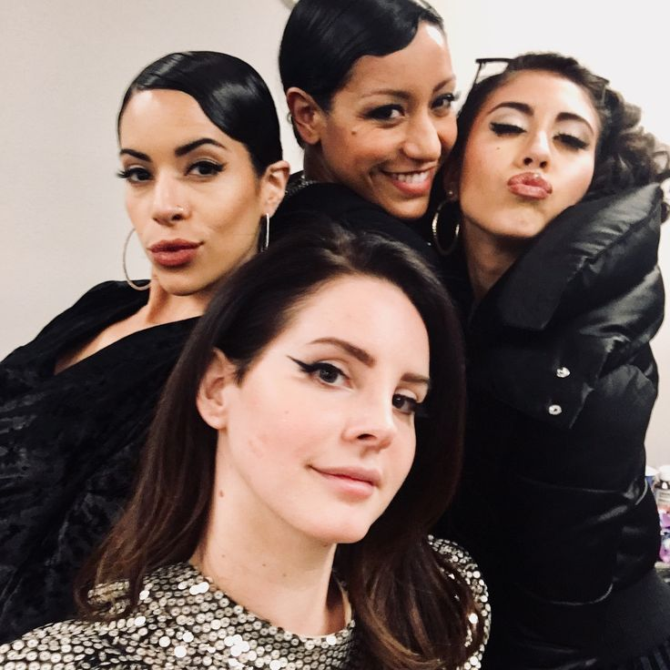 """Lana Del Rey (@lanadelrey) on Instagram: """"We're gonna miss Kali but we'll see her next month in Colombia  Felt so lucky to have her with me…"""""""
