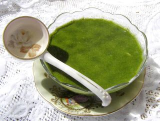W Mojej Kuchni Lubię.. : smaczny sos szpinakowy...