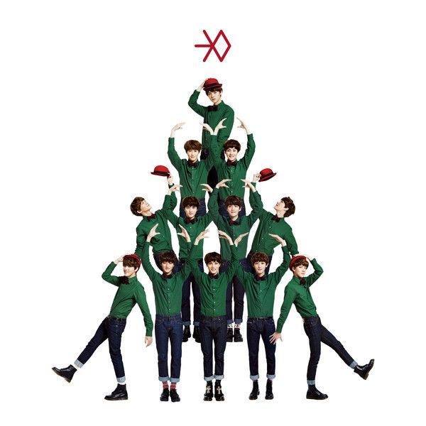 [Mini Album] EXO – Miracles in December [Korean & Chinese Version] (MP3 + iTunes Plus AAC M4A)