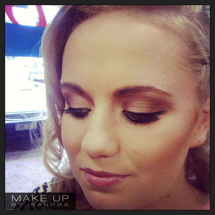 Make Up by makeup artist Sandra Howard Based in Orange NSW  Enquire at makeupbysandra@live.com