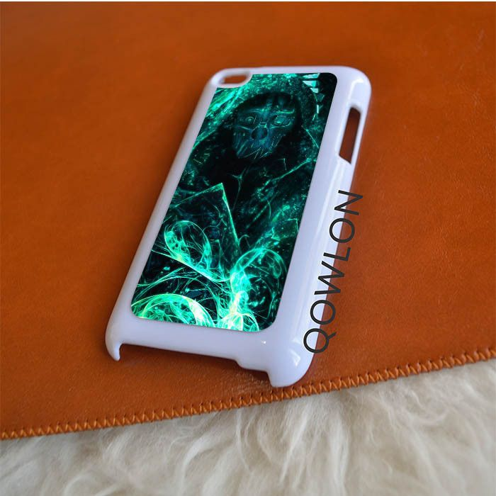 Dishonored Mask Green iPod Touch 4 | 4TH GEN Case