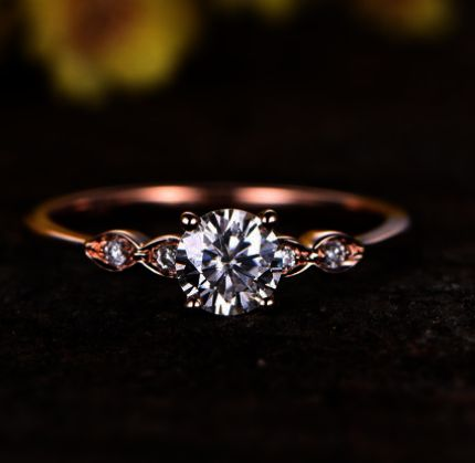 Beautiful Engagement Rings Of Gold Modern Engagement Rings Images