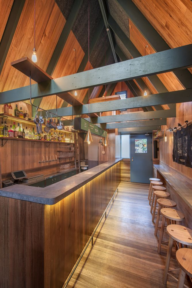 Pink Moon Saloon (Adelaide, Australia) / Sans-Arc Studio . Image Courtesy of The Restaurant & Bar Design Awards