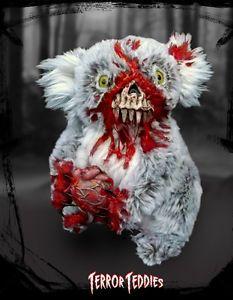 Terror Teddies horror zombie teddy Bear Ribid Koala gore ...
