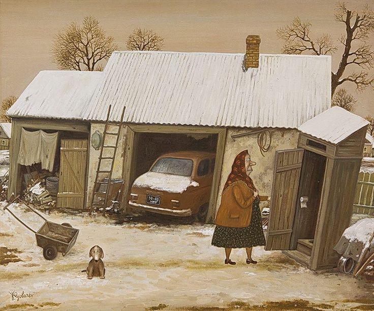 Valentin Gubarev (b1948, Nizhny Novgorod, Russia; based in Belarus)