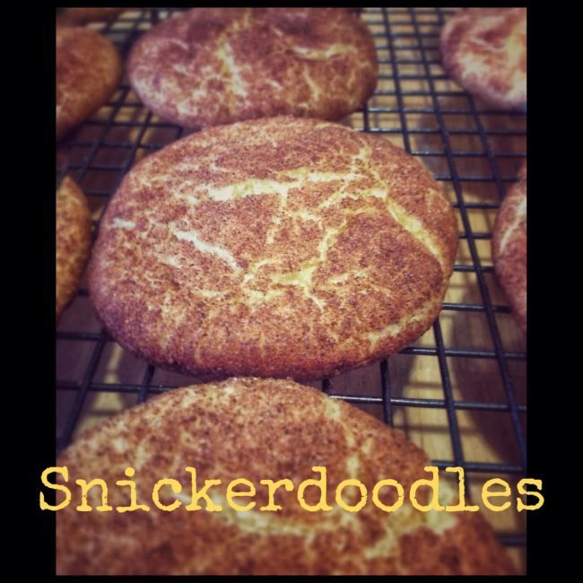 Snickerdoodles (Thermomix Method Included) « Mother Hubbard's Cupboard
