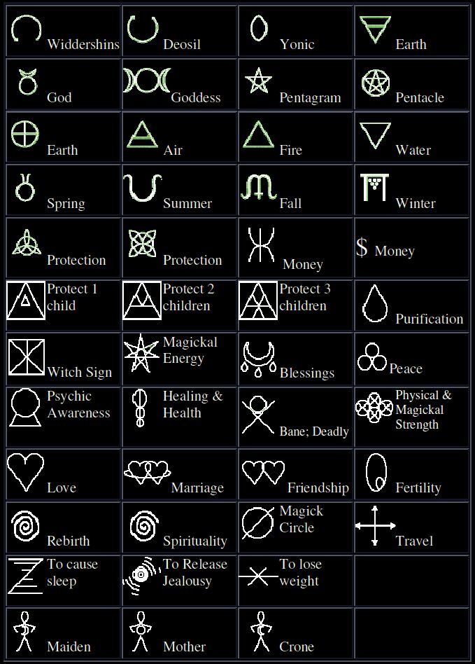 magical symbols ink ideas - didn't realize my logo is the same symbol for peace.