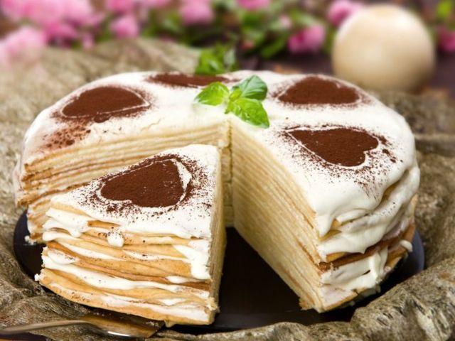 Топ-5 лучших новогодних тортов - tochka.net