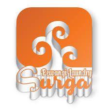 SURGA PEWANGI LAUNDRY LOGO