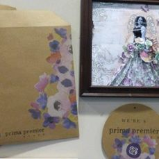 Simple Pleasures is a Prima Premier Store - one of only ten in the entire United States! WooHoo ... Julie Nutting, Finnabair, and lots more!