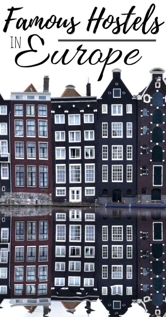 Europe's Famous Hostels - Get more freedom when you travel with St-Christopher's Inn hostels. Hostels in Amsterdam | Accommodation |where to stay in europe on a budget