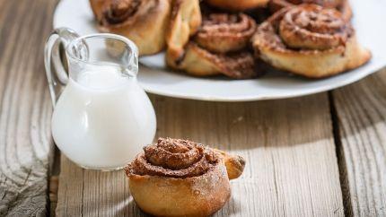 طريقة صنع السينابون - #Cinnamon_rolls #recipe