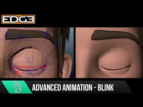 Advanced Animation Tips & Tricks Tutorial - Naturalistic Blink Lecture Clip HD - YouTube