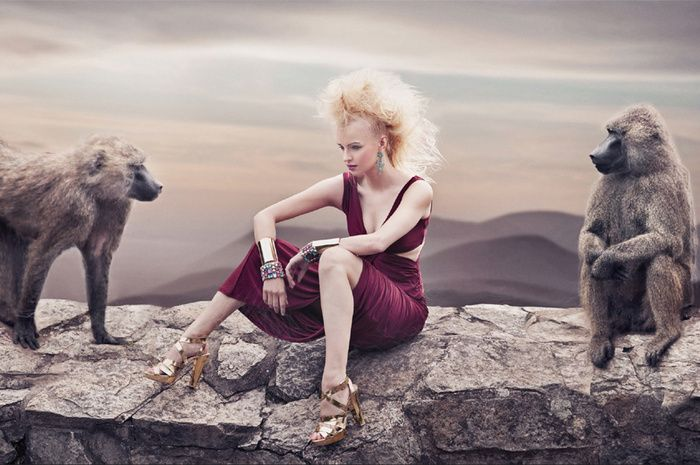 Epic Fashion and Fine Art Images His Own Way: Konrad Bak Changing the Perceptions of Stock Photography ... #fstoppers #Fashion #FineArt #FstoppersOriginals #Stock