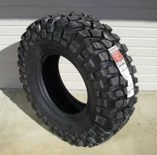 BF Goodrich Krawler Tires Pinterest