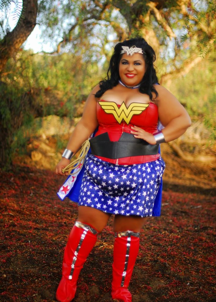New Blog Post Plus Size Wonder Woman We Do Exist Here -2344