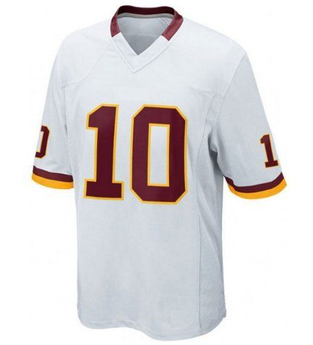 Griffin III Jersey Washington Redskins Robert Griffin III Color White Elite Men's Jerseys (44(L)) by NFL. $75.95. Thank you for coming to our store, We store the name: 1st DOING, our shipping options : DHL, more quickly let you receive the goods, the goods we will inform you, let you know timely tracking ship,  In the us fill the tracking number, need to query the friend please to DHL trace waybill number, you have any questions please tell us in time, when you received the goo...