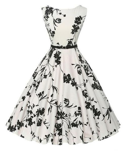 Elegant lady to get with 7 Days delivery&easy refund! This floral pleated dress with sash gonna be perfect on you. Collect it at Cupshe.com