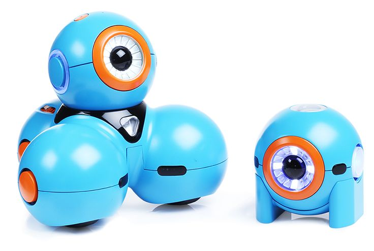 The company's personal robots are designed for kids aged 5 and up to teach them how to string together code.