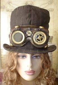 Girls Wearing Hats: Steampunk a Rapildly Growing Subculture