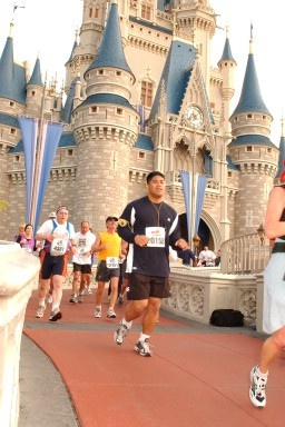 Disney Marathon.....in my dreams. Would love to do this to celebrate turning 40, which will be in 7 years...*shudder*