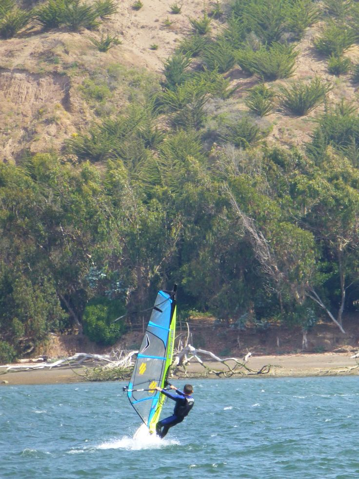 #Windsurf #ProKid #LosCisnes #Chile