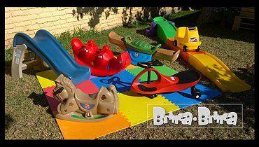 Plazas de juego para arrendar en eventos, fiestas y cumpleaños para niños de 1 a 5 años