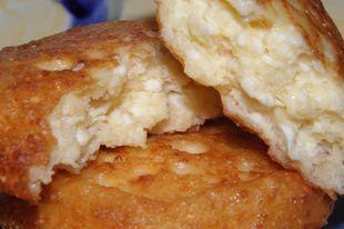 Ínyenc túrófasírt - fokhagymával, füstölt sajttal