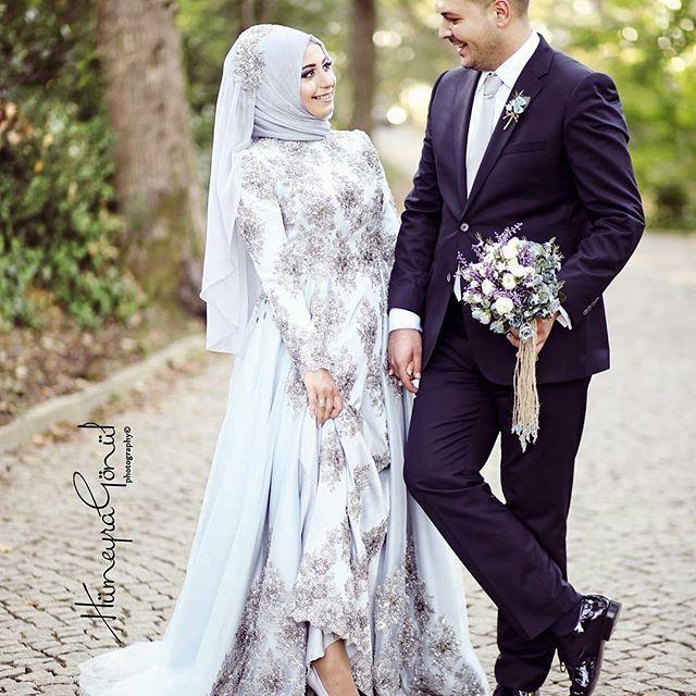 Merve and Enes exchanging the looks of love  Beautifully captured by @humeyragonulphotography  . . . #nişan #nişançekimi #düğünfotoğrafçısı #instawedding #weddingdress #weddinghijab #weddinglife #gelin #damat #dugun #dugunfotografcisi #hijabi #cicek #yuzuk #hijabdaily #gelindamat  #gununkaresi #benimkarem #turkinsta #benimfotografim #weddinglove #hijabqueen #hijabweddingdress #weddingdetails #dugunfotograflari  #turkishbride #hijabinspo #muslimweddingideas #femalephotographer