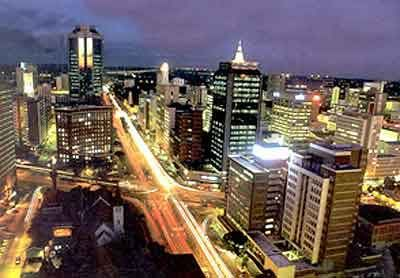 Yes! you guessed right...It's a city in Africa...Harare Zimbabwe!