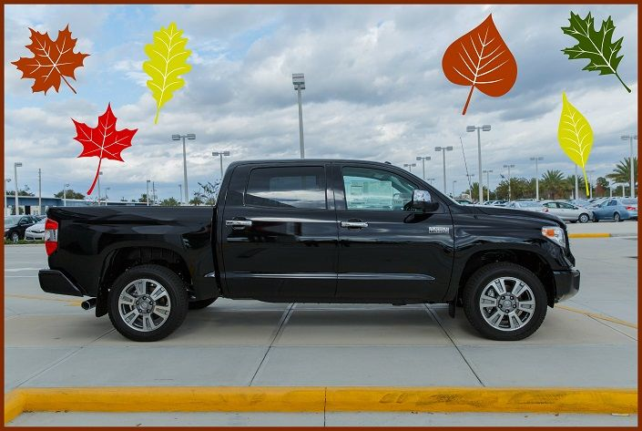 Planning Turkey Day? Make the most of it in the new Toyota Tundra in Orlando!! http://blog.toyotaoforlando.com/2014/11/plan-turkey-day-new-toyota-tundra/