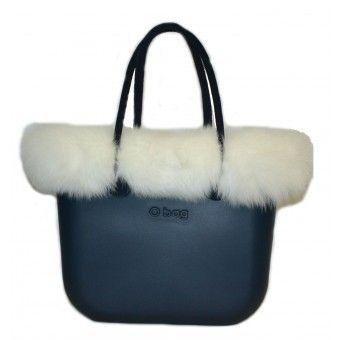 o bag borsa blu