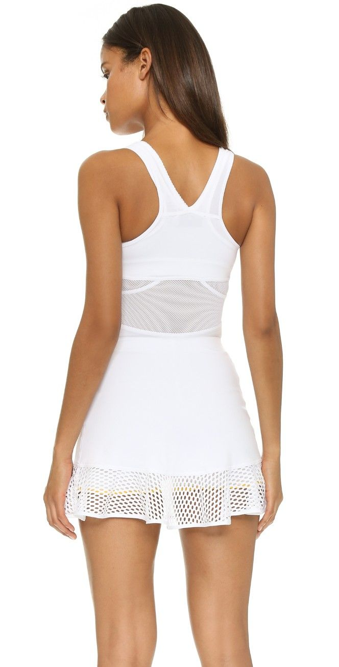 adidas by Stella McCartney Stella Tennis Dress | SHOPBOP SAVE UP TO 30% Use Code: MAINEVENT16