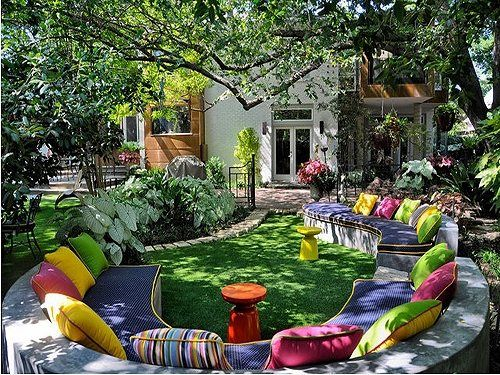 The 25+ Best Ideas About Rundsofa On Pinterest ... Ideen Terrasse Outdoor Mobeln