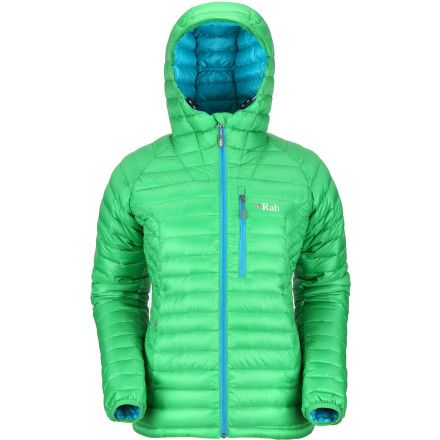 Rab Microlight Alpine Down Jacket - Womenm