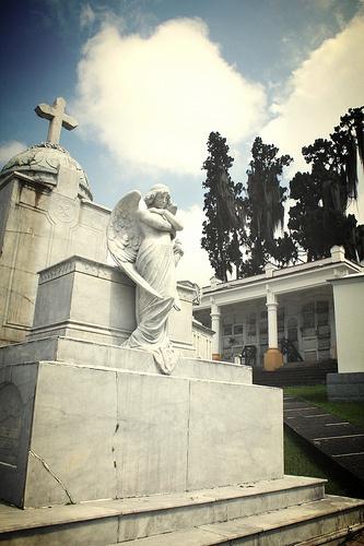 Cementerio San Esteban - Manizales , Caldas - Colombia