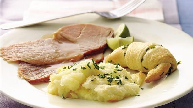 Mashed Potato Gratin | Side dishes, sauces | Pinterest