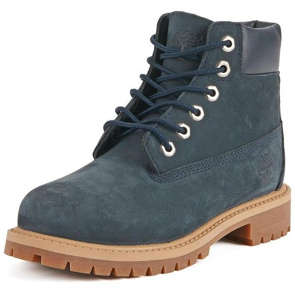 Timberland 6 Inch Premium Classic Boots ($125) ❤ liked on Polyvore featuring shoes, boots, men, timberland shoes, timberland footwear and timberland boots