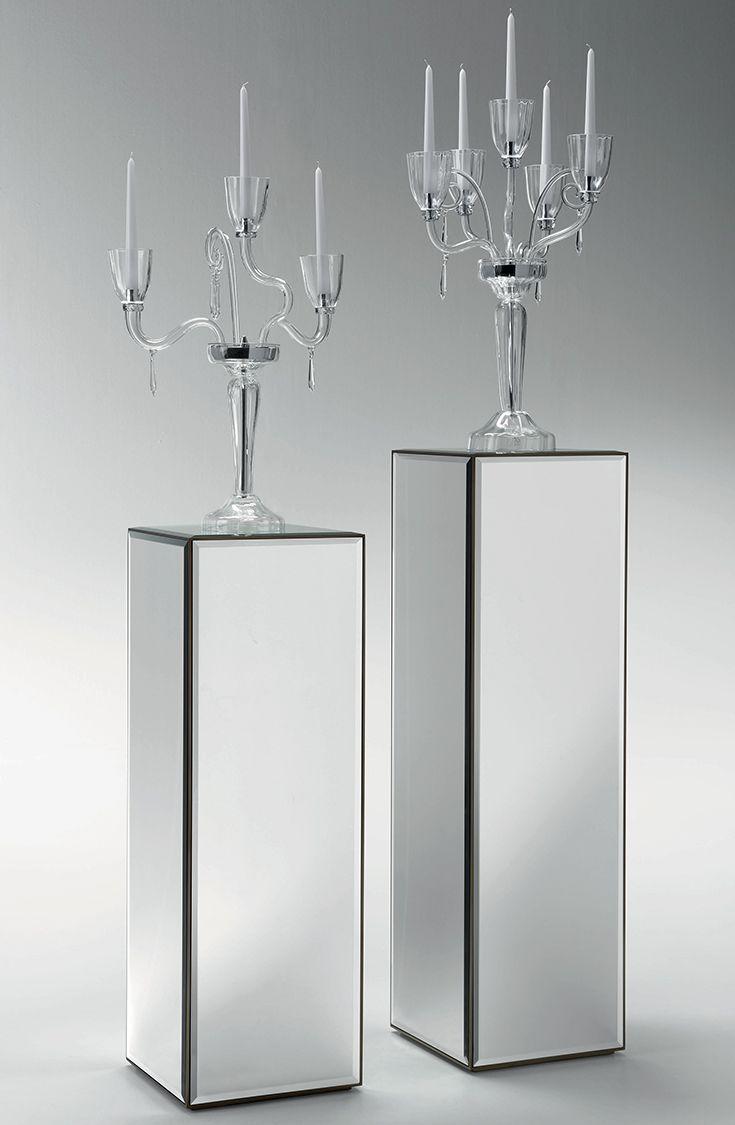 fendi casa lighting. totem mirror by fendi casa luxury living group lighting