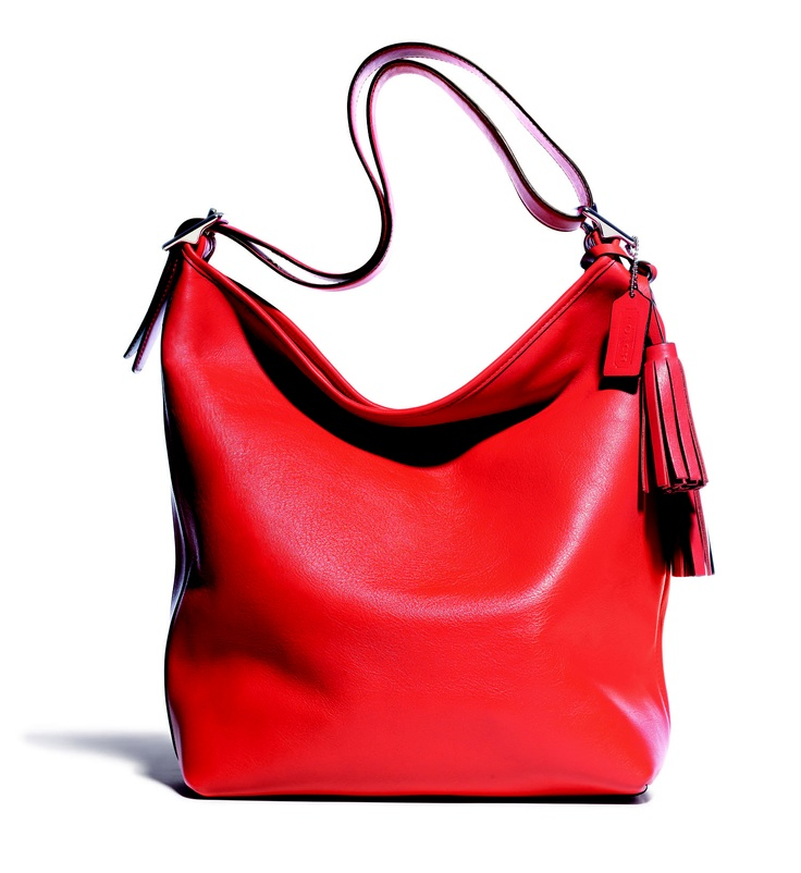 Red Legacy Duffle Bag    Coach, Shop 24, Ground Floor