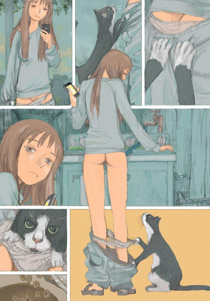 http://laikagohome.tumblr.com/post/103964982461/tsuruta-kenjis-hita-hita-short-futari-no