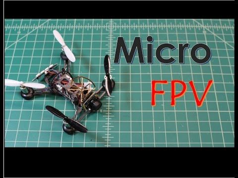 "Eachine QX95 Micro FPV Quad ""Mini Review"" Part 1"